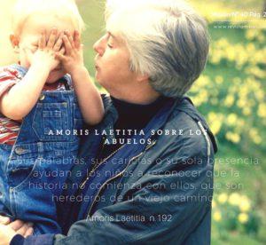 Abuelos en Amoris Laetitia