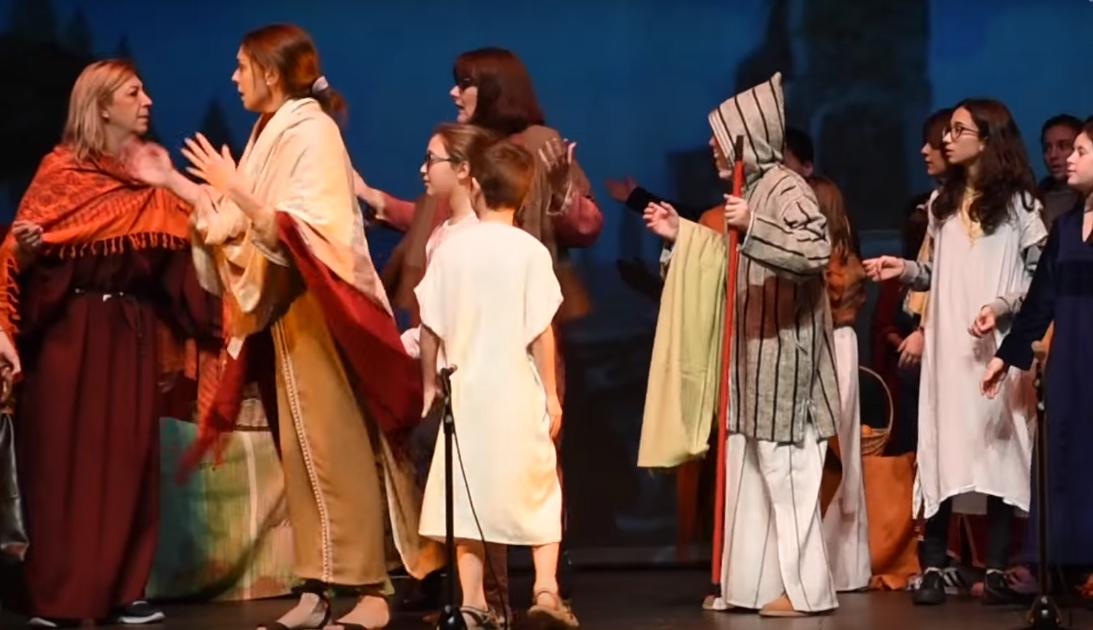 San Agustin, obra teatro para el Centenario