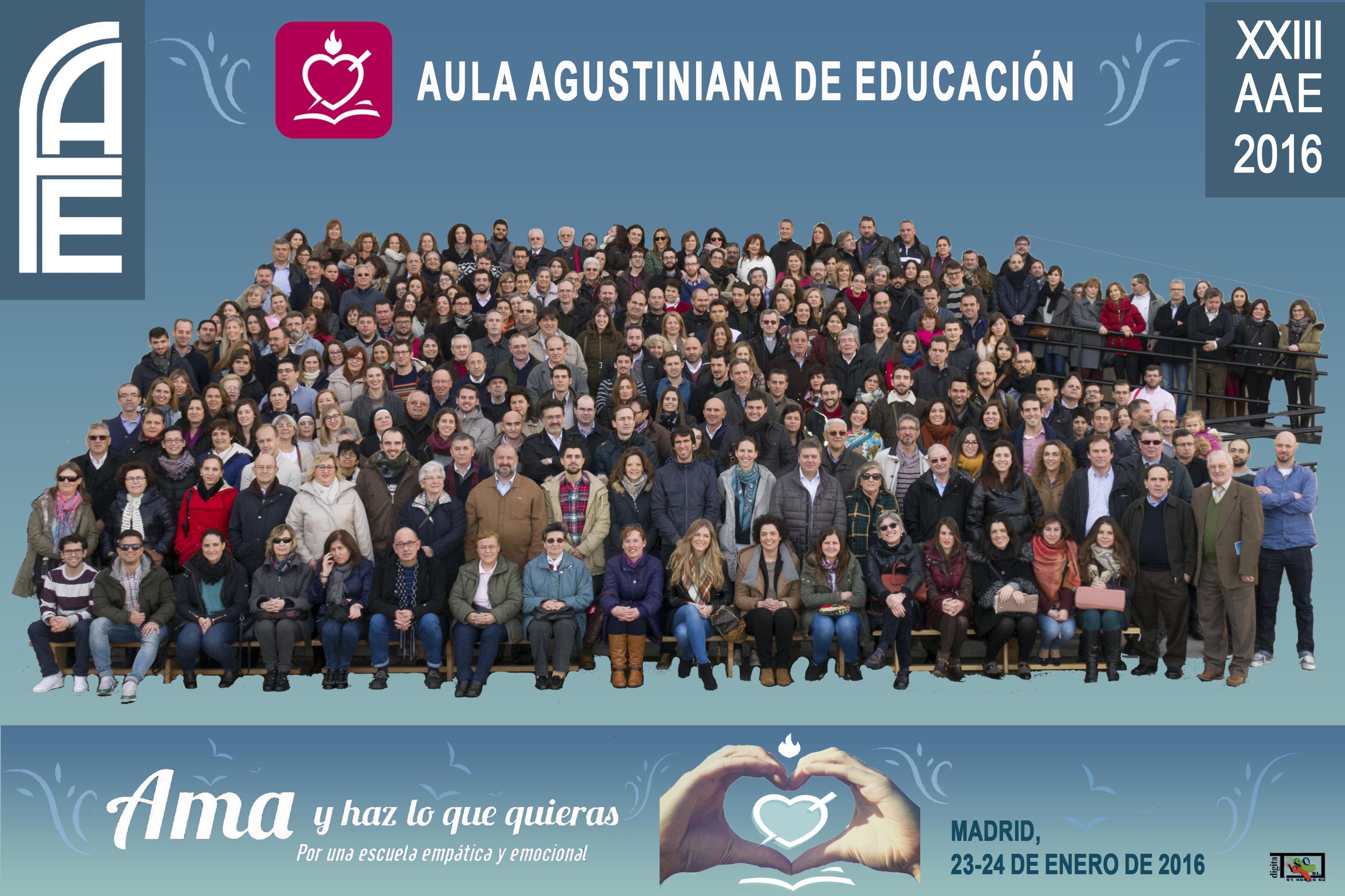 XXIII Aula Agustiniana de Educación