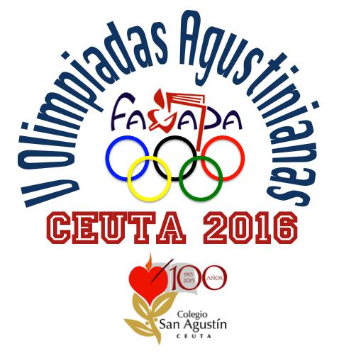 V Olimpiadas Agustinianas – Ceuta 2016