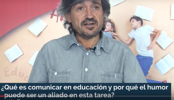 Educar con humor… un reto posible (Carles Capdevila)