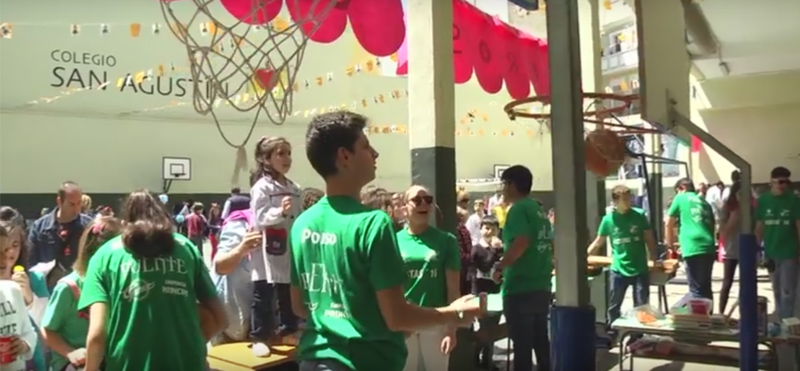 Las fiestas del 'San Agustín', de gala por el Centenario