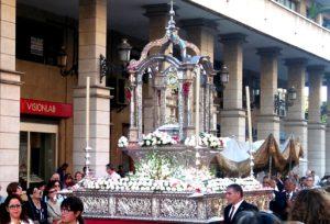 Procesión de Corpus Ceuta 2016