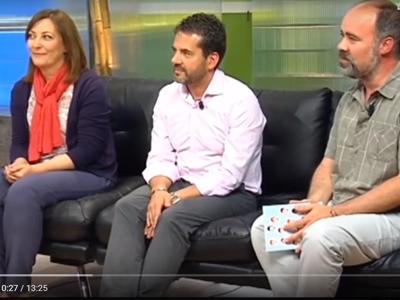 Entrevista en El Paseo con motivo del 10 aniversario eTwinning