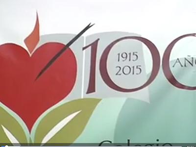 Agustinos 100 años. Apertura del Centenario