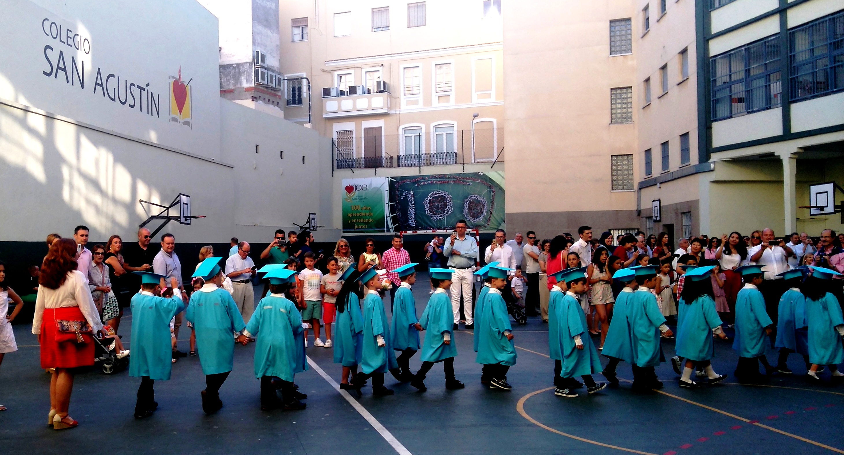 Graduación de alumnos de E.Infantil – 2016