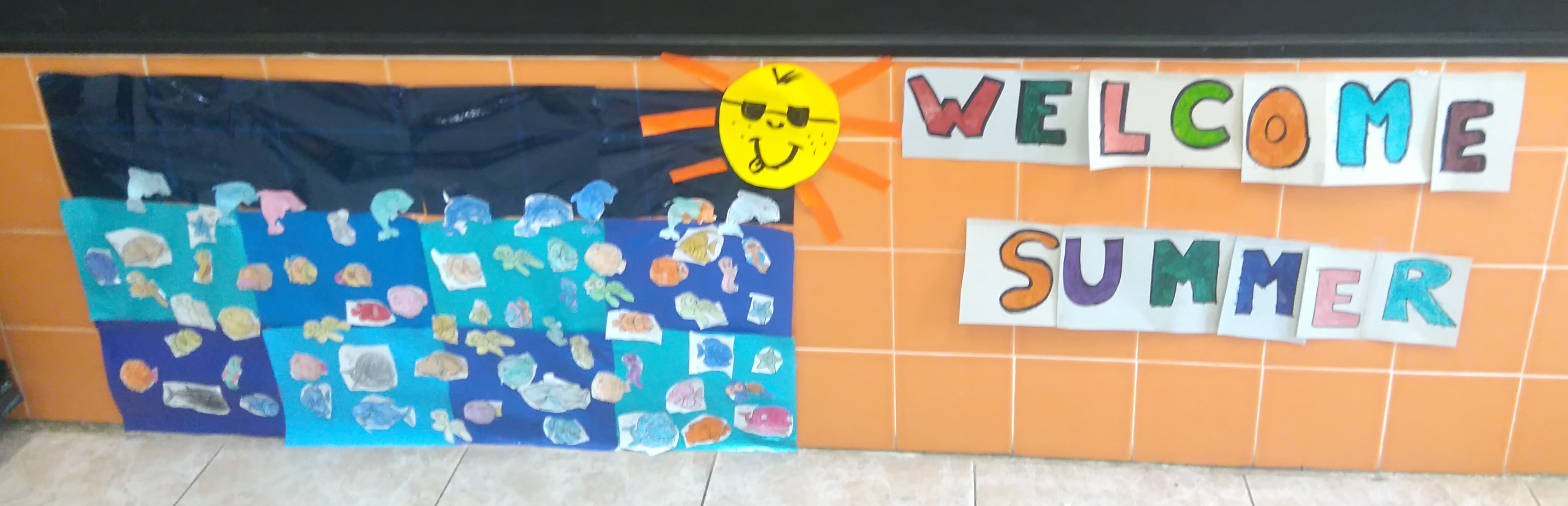 Welcome Summer! ¡Bienvenido Verano!