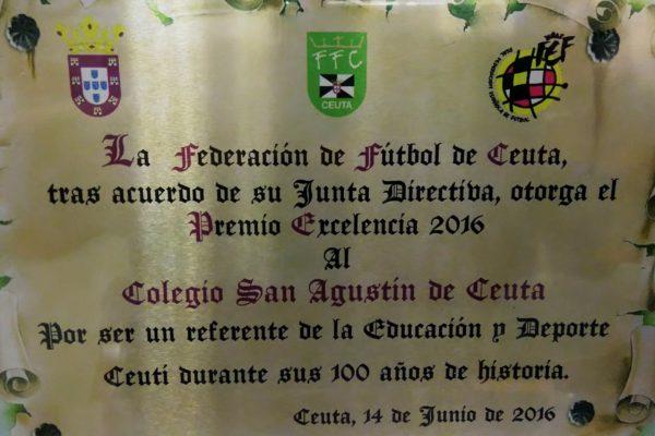Premio Excelencia en el Deporte