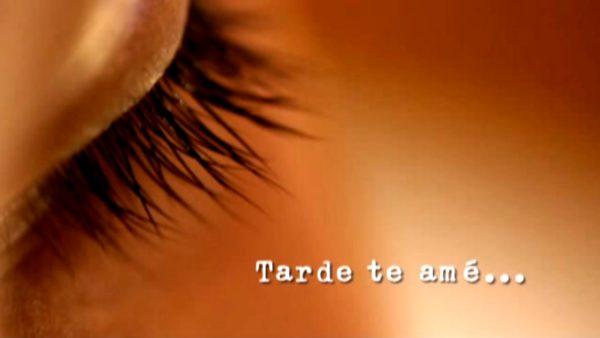 Tarde te amé… (San Agustín)