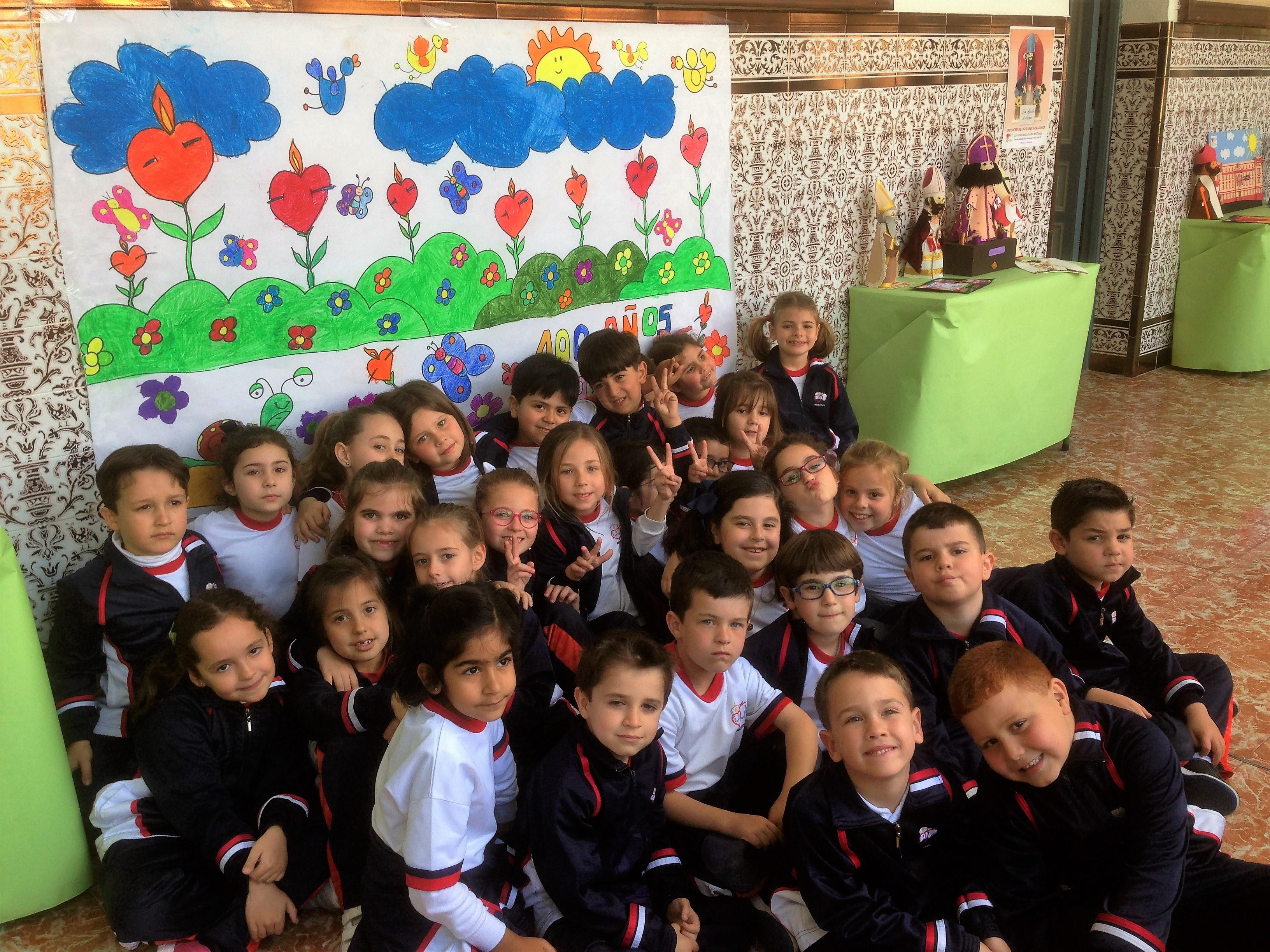 Ilusión y motivación en EP1A por el Centenario