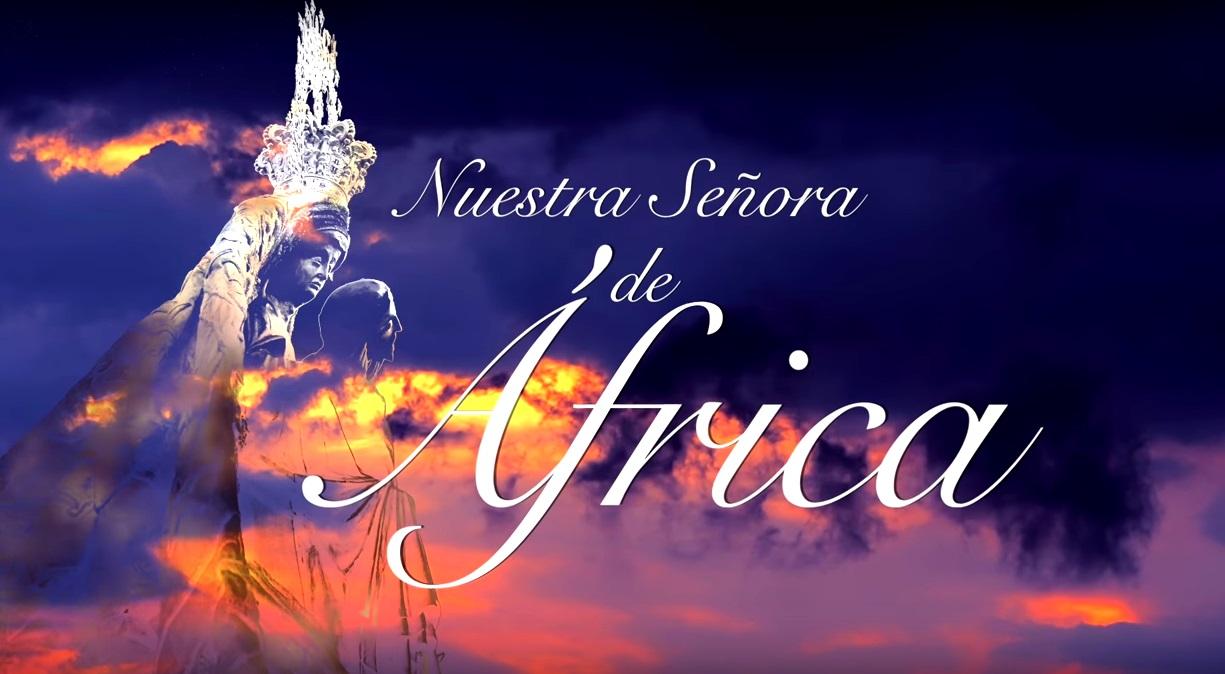 La Virgen de África procesionó por su Ceuta