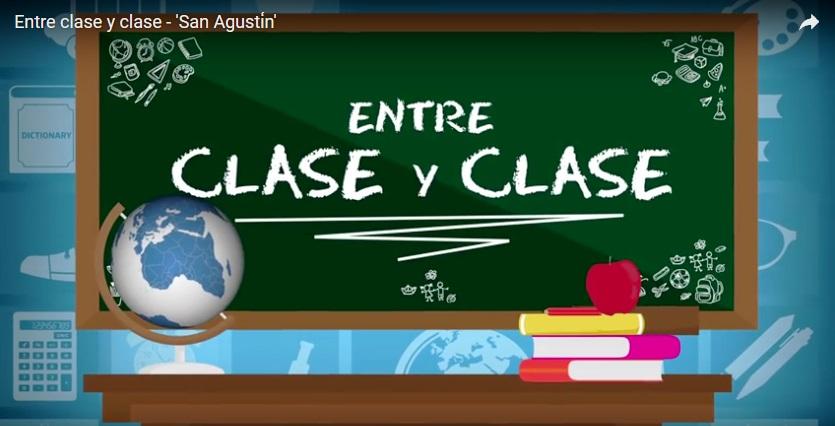 Entre clase y clase: Colegio San Agustín de Ceuta