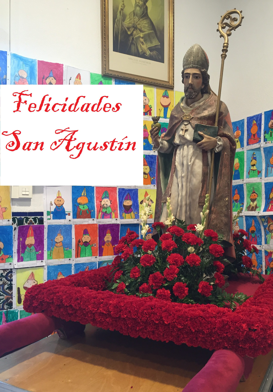 ¡Feliz cumpleaños, san Agustín!