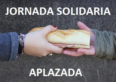 Jornada Solidaria Aplazada.