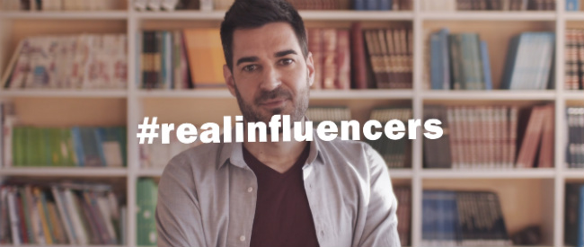 "Somos ""Real Influencers"""