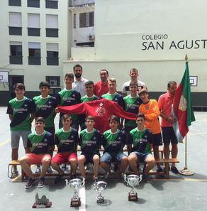 Premios del Deporte 2016 del ICD para el Colegio San Agustín