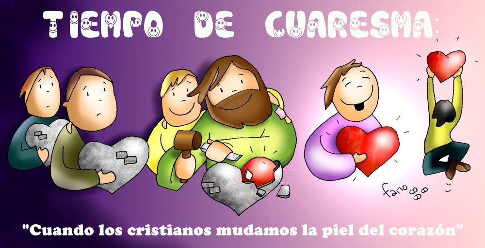 Celebración Inicio de Cuaresma.