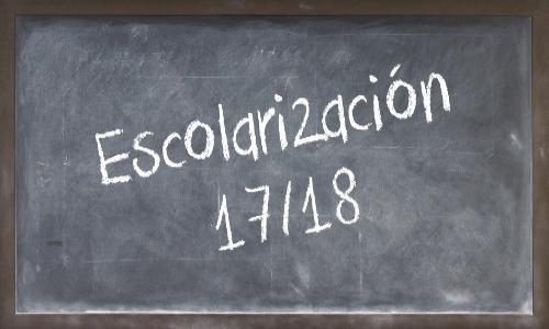 Abierto el Plazo de Matriculación para Educación Infantil, Educación Primaria y ESO.