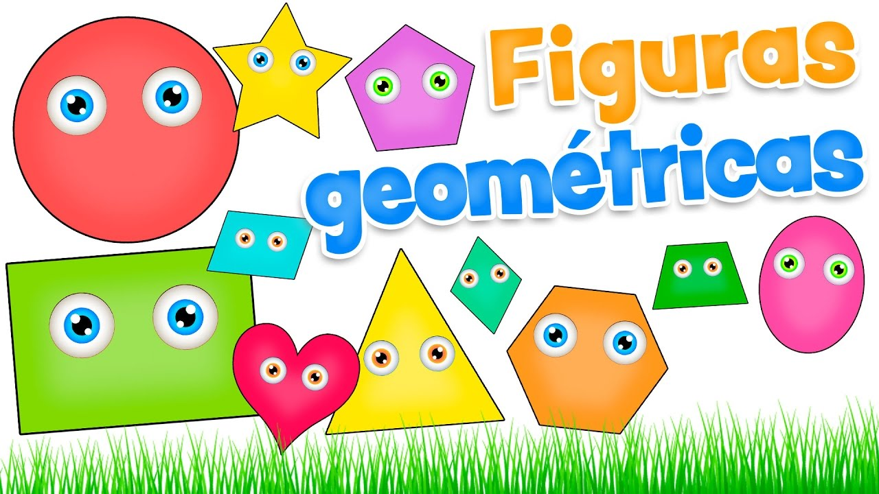 Aprendemos las figuras geométricas