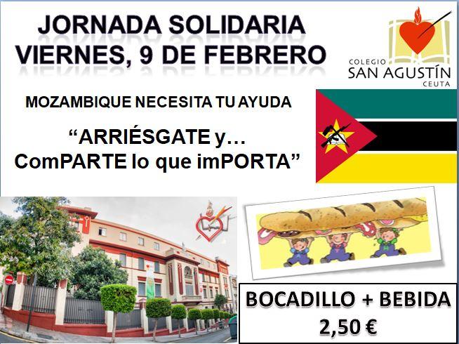 Jornada Solidaria por Mozambique.