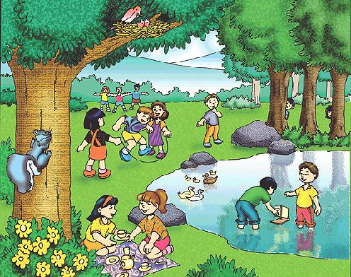 "Programa Nacional ""Aulas de la Naturaleza"""