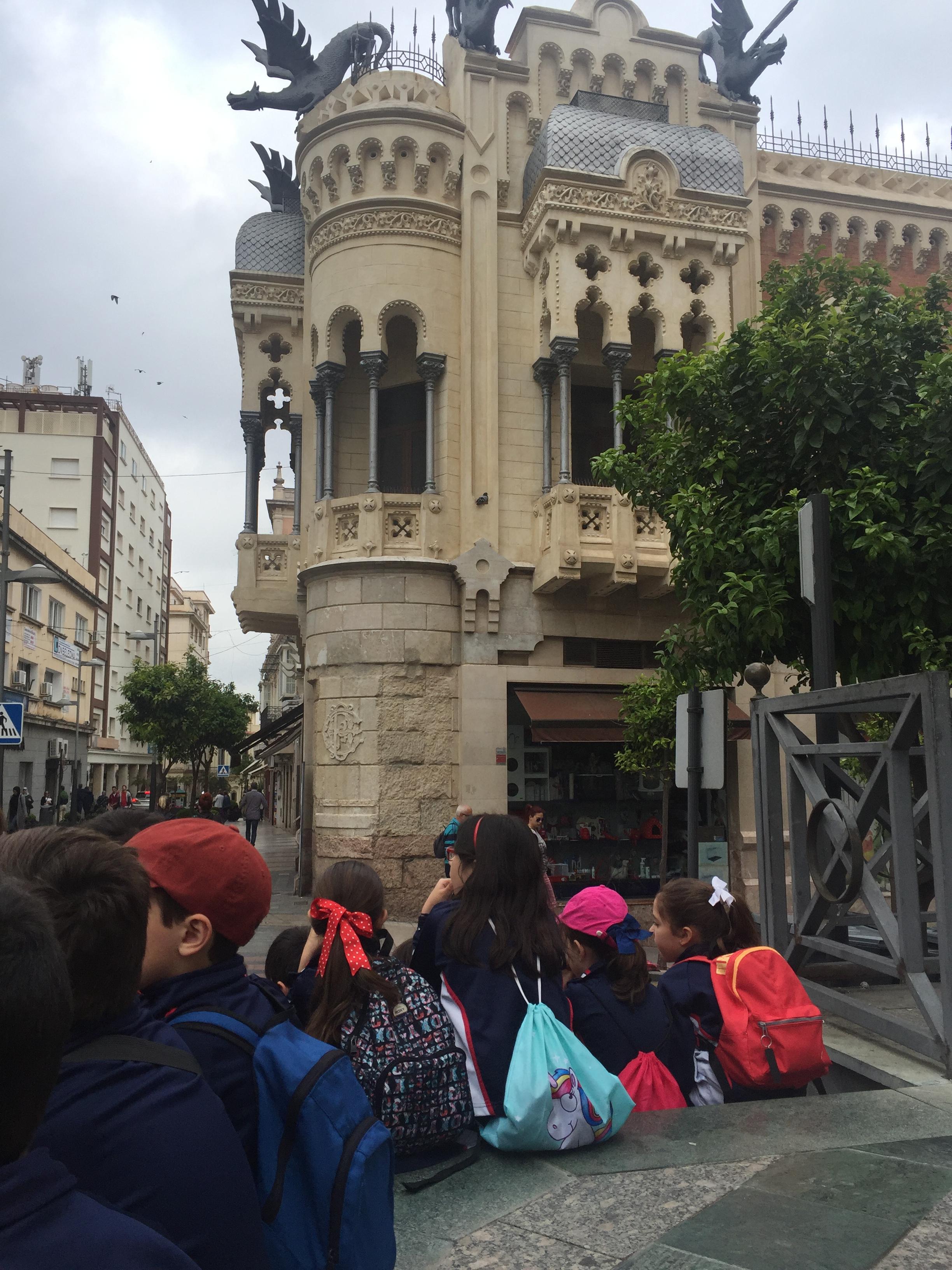 Itinerario Urbano por el Centro de Ceuta.