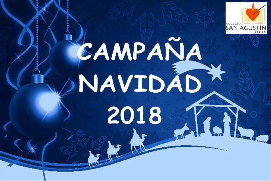 Campaña de Navidad 2018.