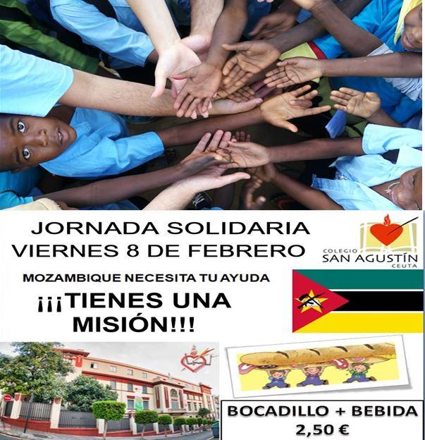 Jornada Solidaria 2019.