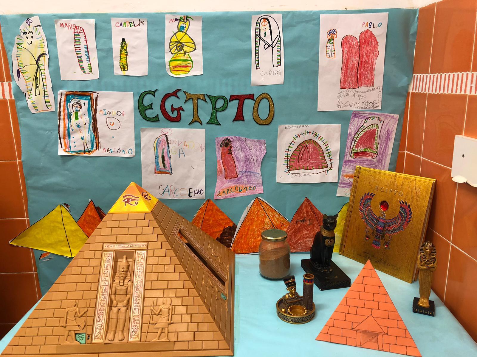 Viajamos a Egipto