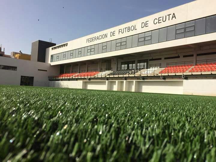 Federación de Fútbol de Ceuta (3ºA Primaria).
