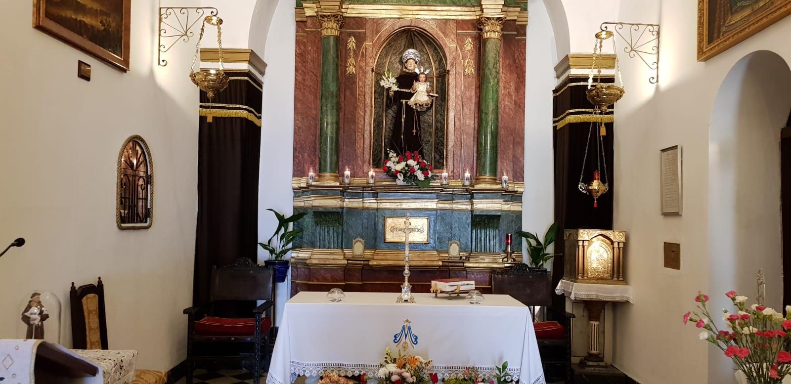 Visita a la Ermita de San Antonio (5º Primaria).