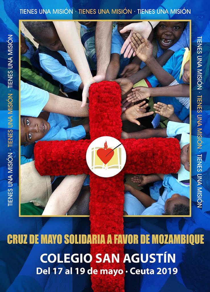 Cruz de Mayo Solidaria 2019.