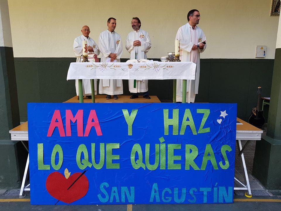 Eucaristía Inicio de Curso.