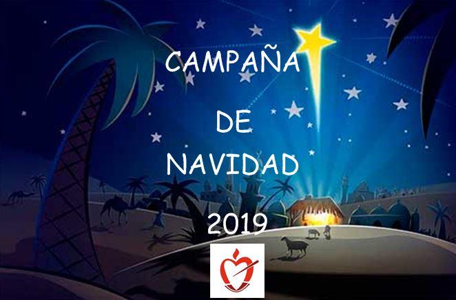Campaña de Navidad 2019.