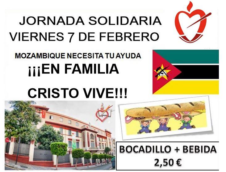 Jornada Solidaria Pro-Mozambique 2020.
