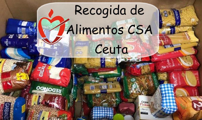 Recogida de Alimentos Colegio San Agustín.