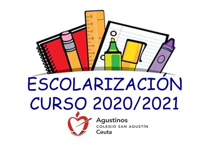 Listado Definitivo Escolarización Curso 2020/2021