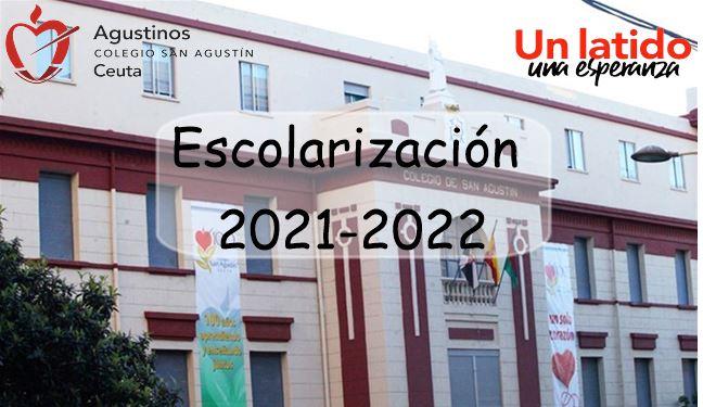 Escolarización Curso 2021-2022.