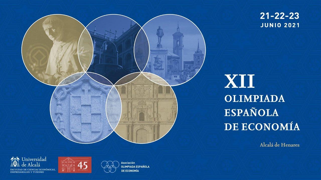 XII Olimpiadas de Economía.
